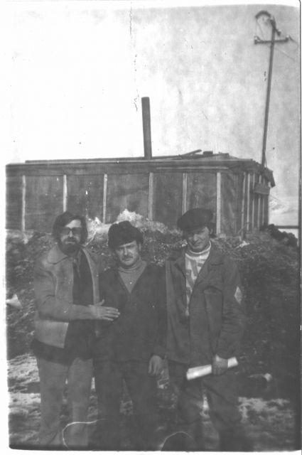 Майская ГРП ЧКГРЭ 1977 г.